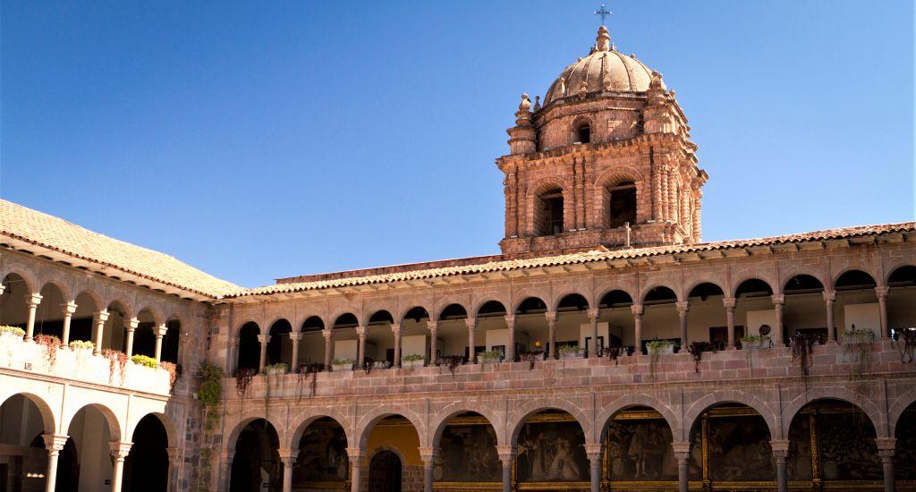 Cusco tour 3 Koricancha