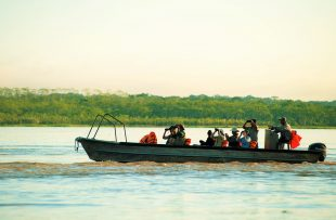 Northern Amazon boat trip