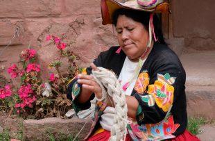 Lake Titicaca Llachon 2
