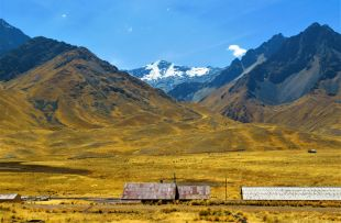 Train Cusco to Puno